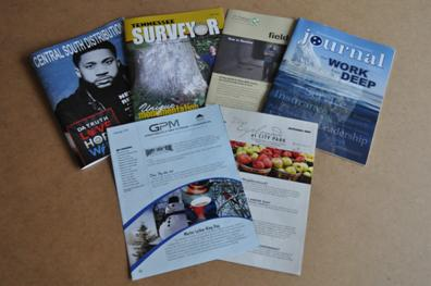 Newsletters & Magazines