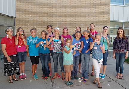 A Joyful Spirit Retreat for Girls - July 24