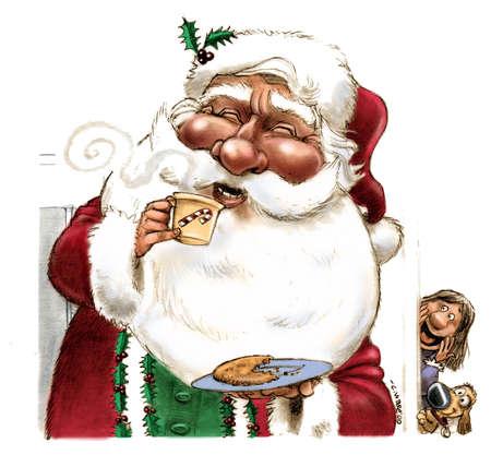 Hot Chocolate with Santa!
