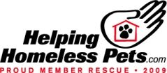 Click Here to join the Helping Homeless Pets  Available Pets Mailing list and we will email you a list of new dogs that are available for adoption each week.
