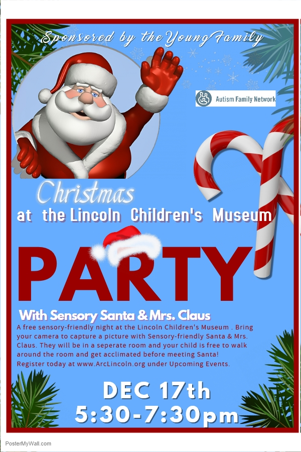 Christmas at the Lincoln Children's Museum