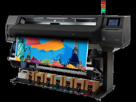 HP Latex 570 (2 units in service)