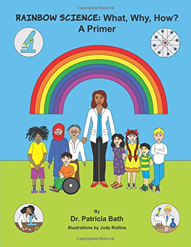 DR. PATRICIA BATH, CLASS OF 1968, PUBLISHES NEW CHILDREN'S NOVEL