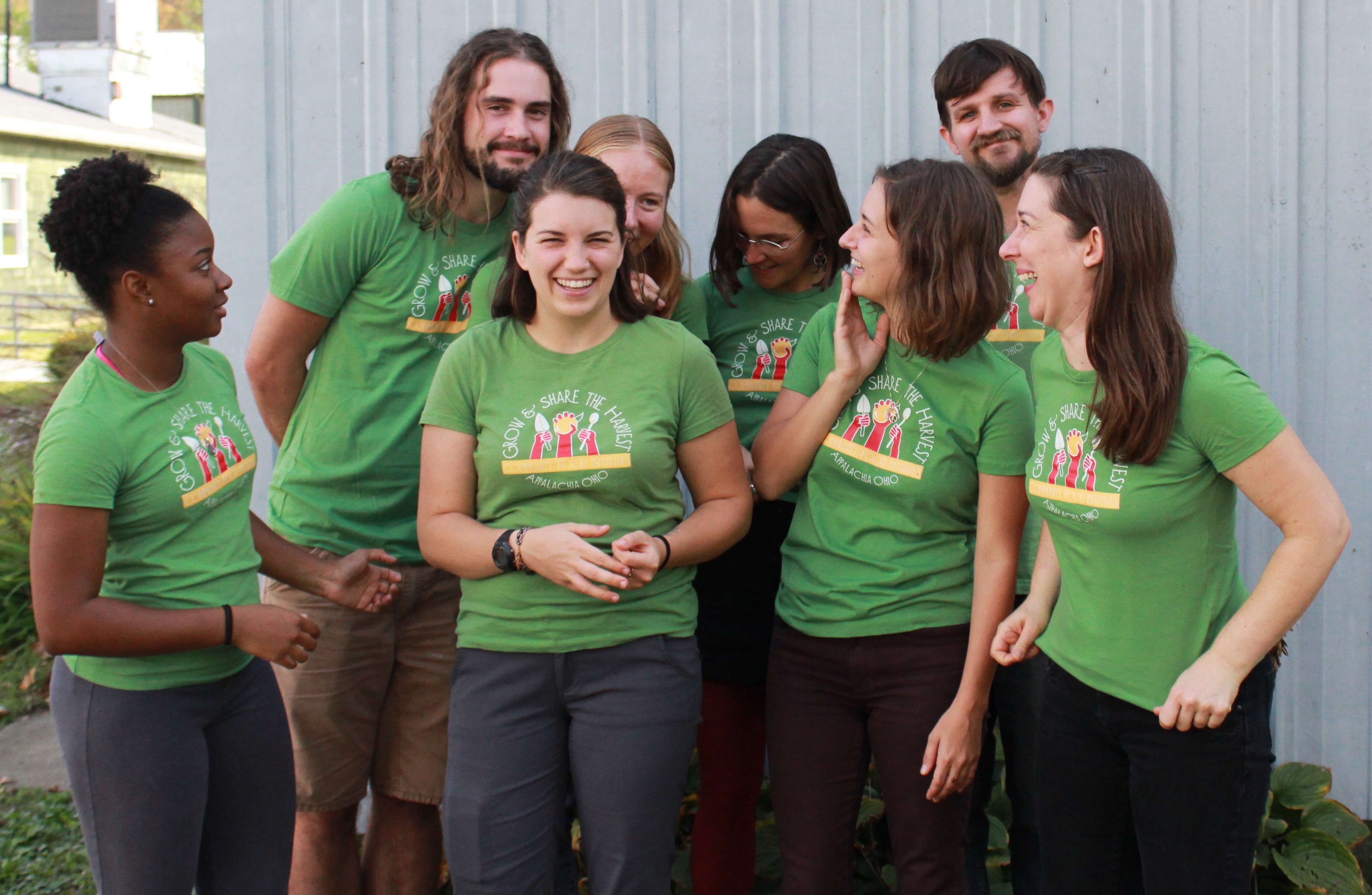 Giving Tuesday: How We 'Grow and Share the Harvest'