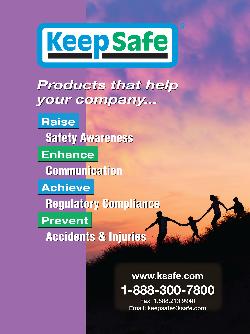 Keepsafe Inc , Communicating Safety - Ksafe com