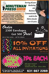 xpress ads specials