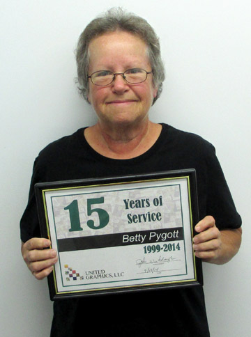Betty Pygott