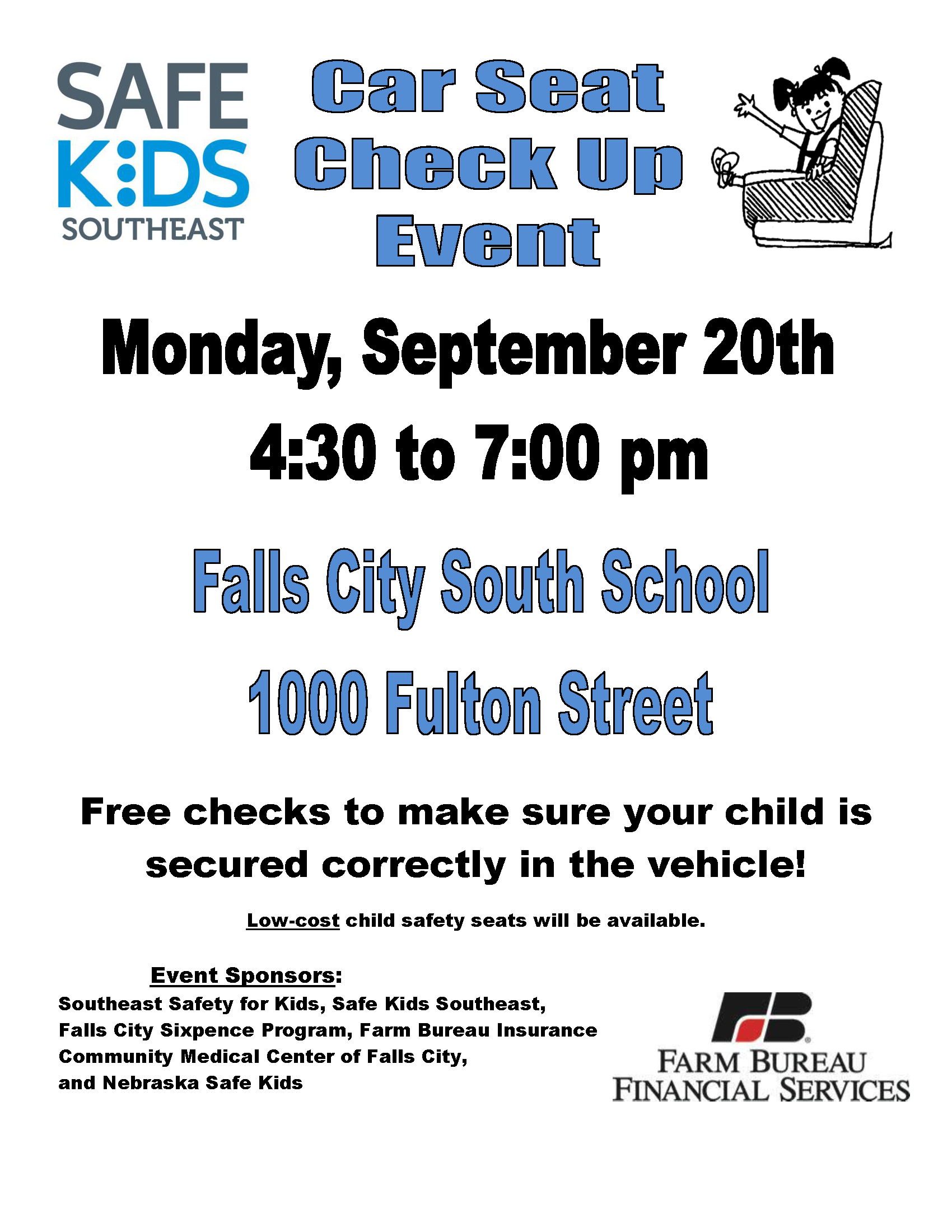 Falls City South Public School