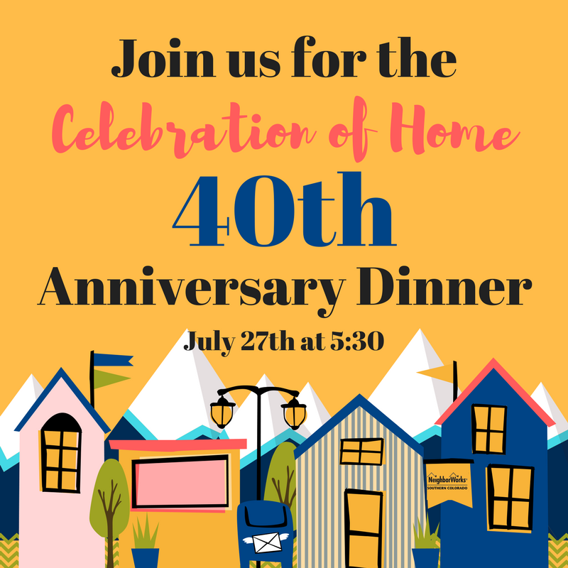 Celebration of Home