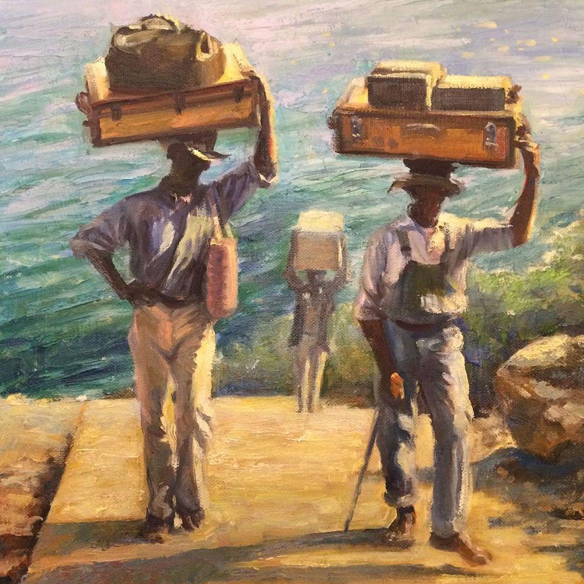 Luggage Handlers