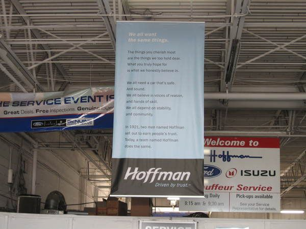 Large Hanging Interior Fabric Banner, Dye Sub Printed Graphics