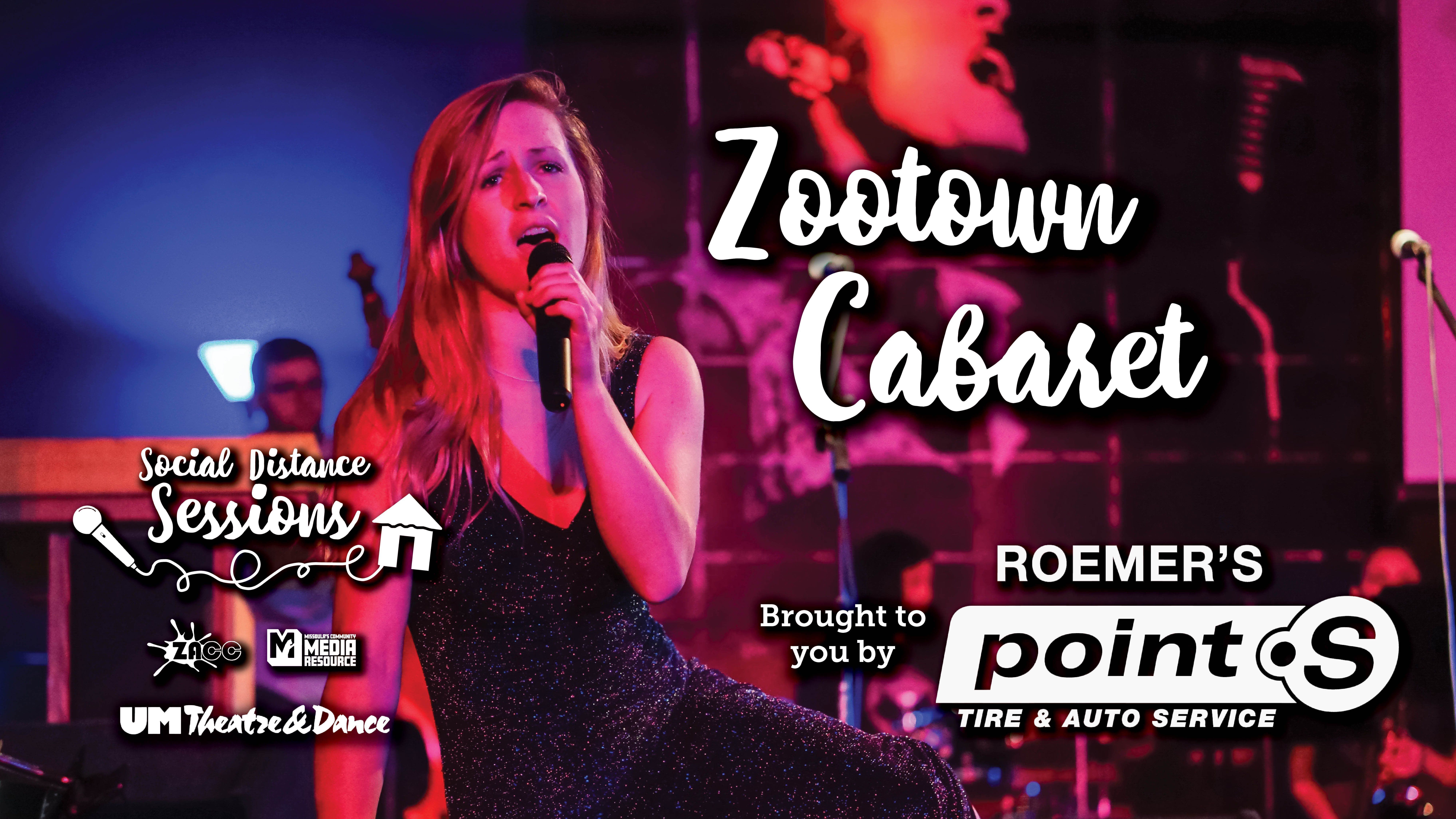 Social Distance Sessions: Zootown Cabaret