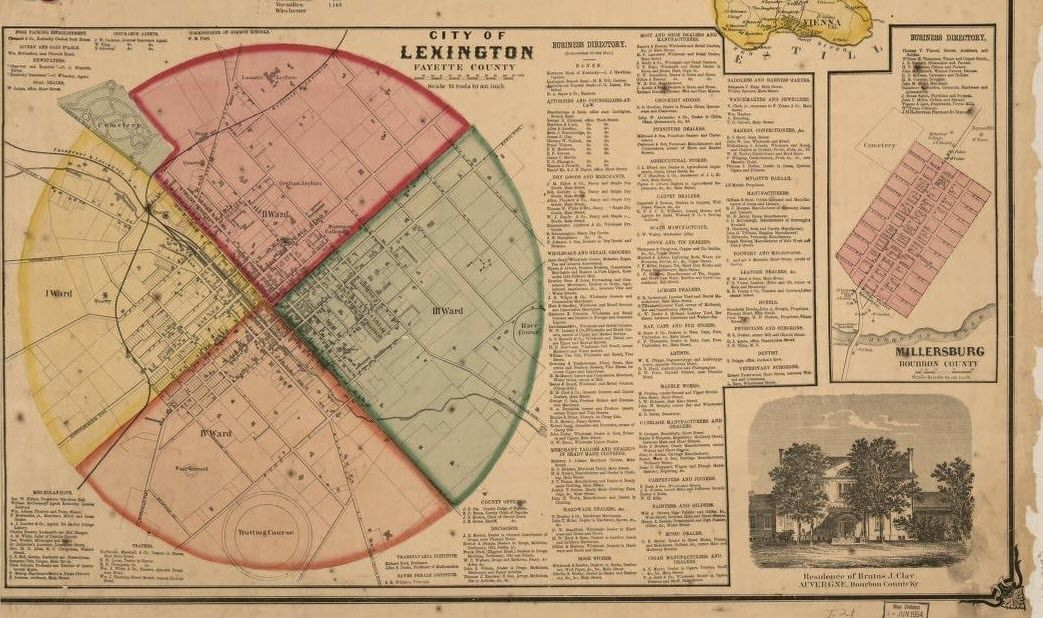 Early Fayette County Settlers Faced Inflated Land Prices
