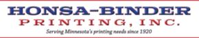Honsa-Binder Printing