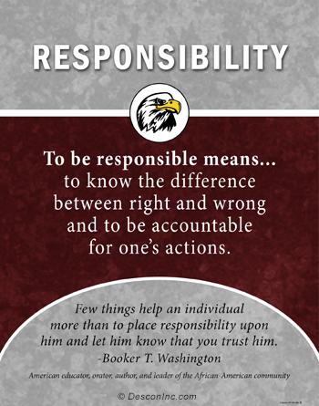 Responsibility