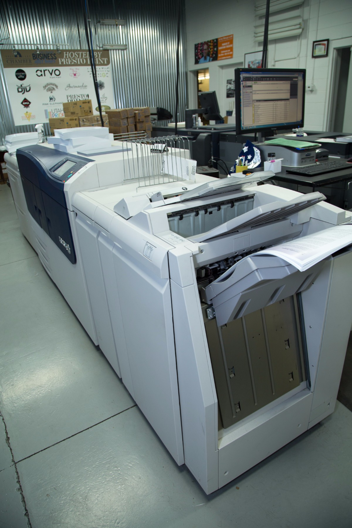 copier and digital printing machines in salt lake city