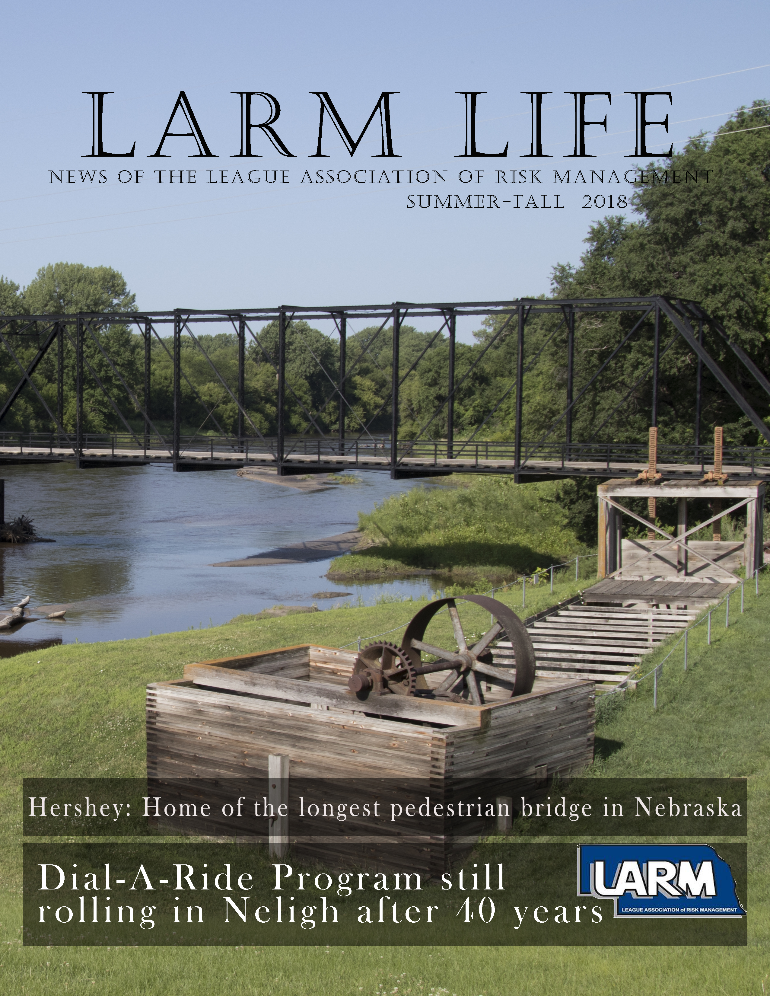 LARM Summer/Fall magazine now available!