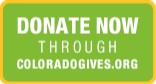 Make a online donation through Colorado Gives