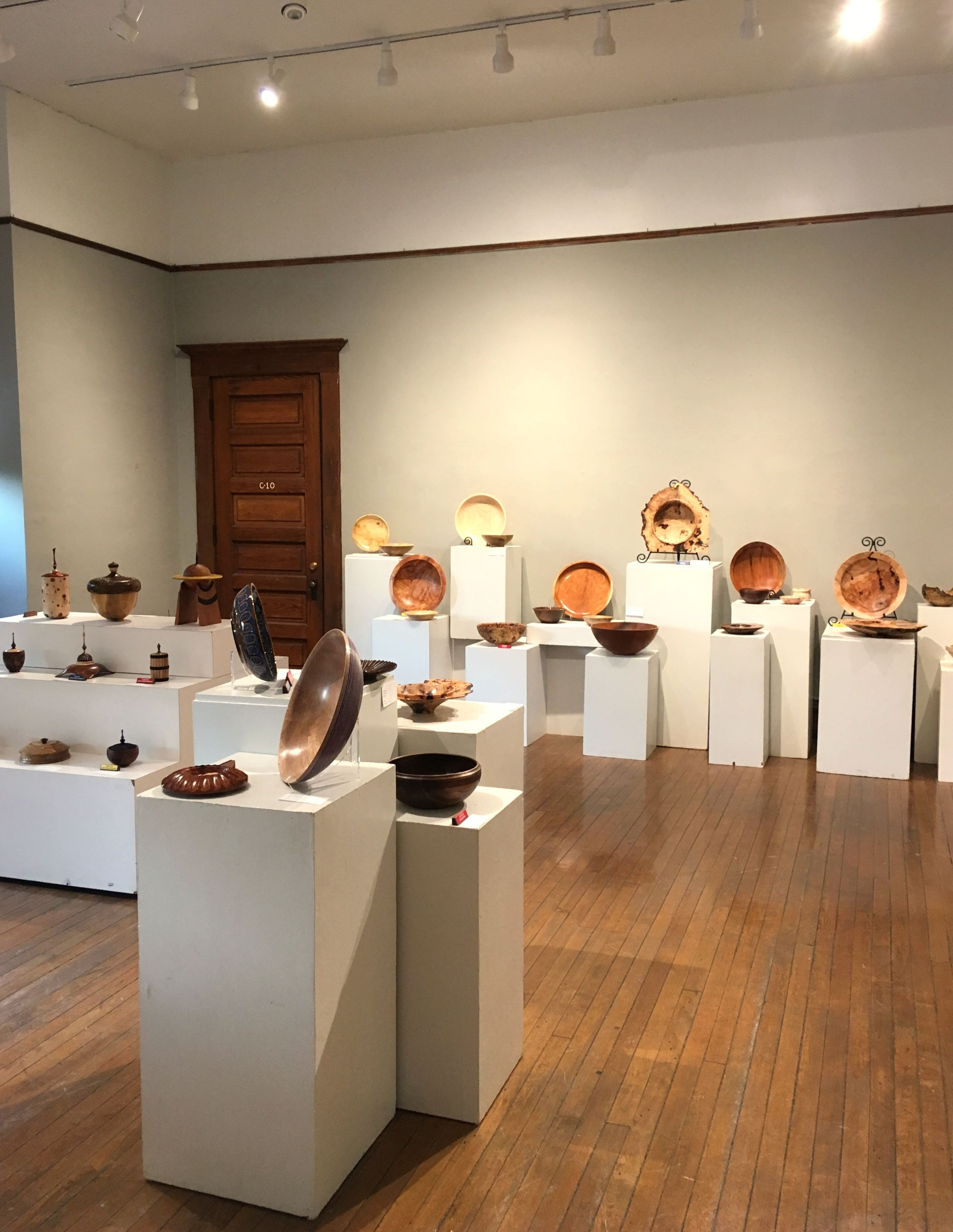 Woodturners Return for 2018 Exhibition