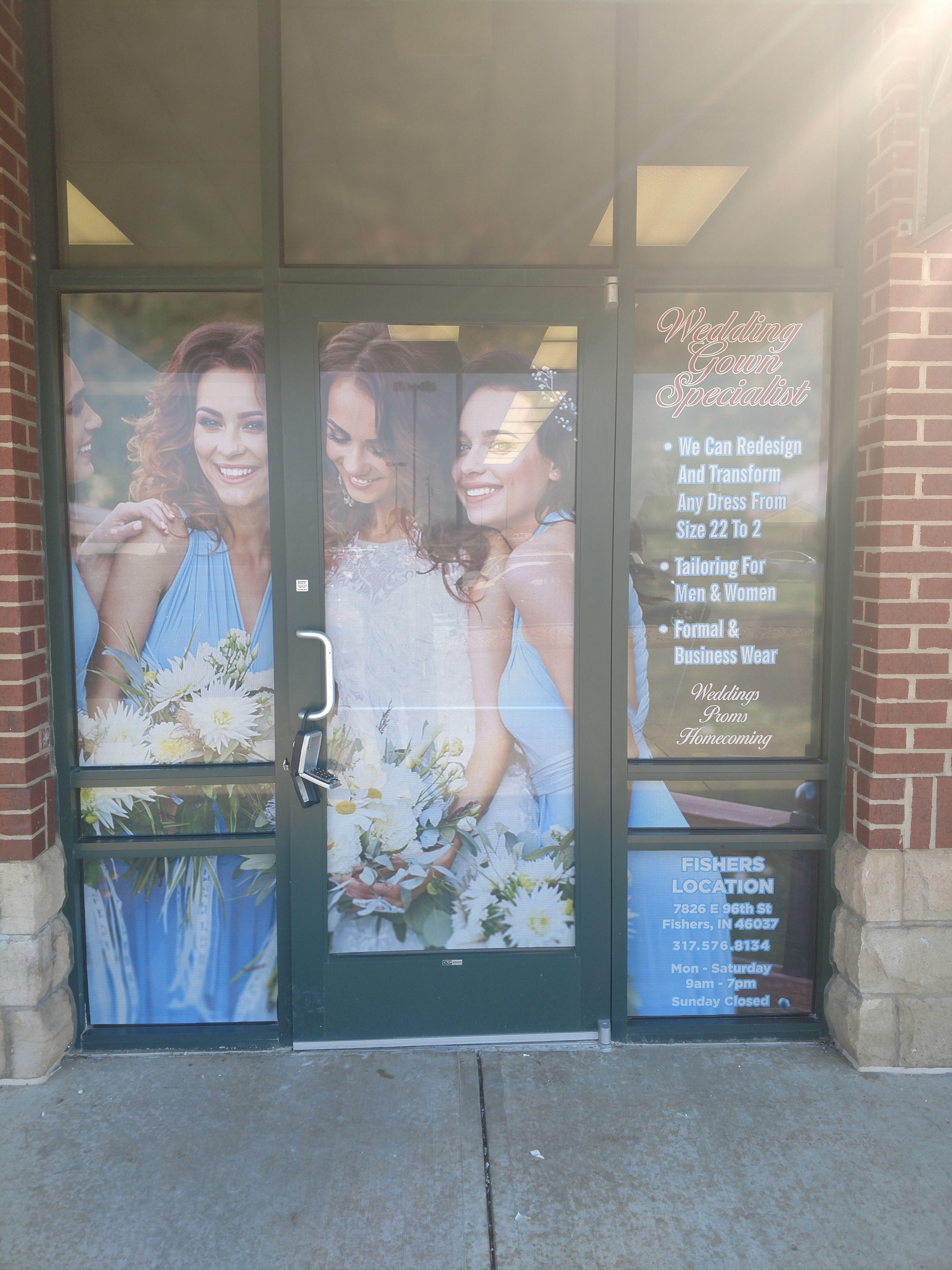 Window, Door, and Wall Graphics