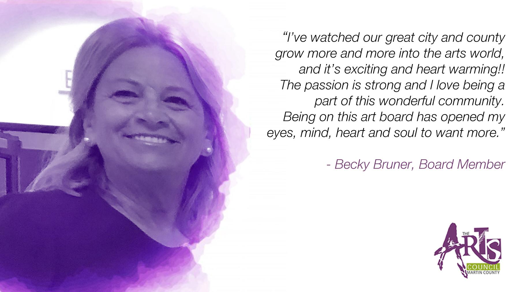Becky Bruner