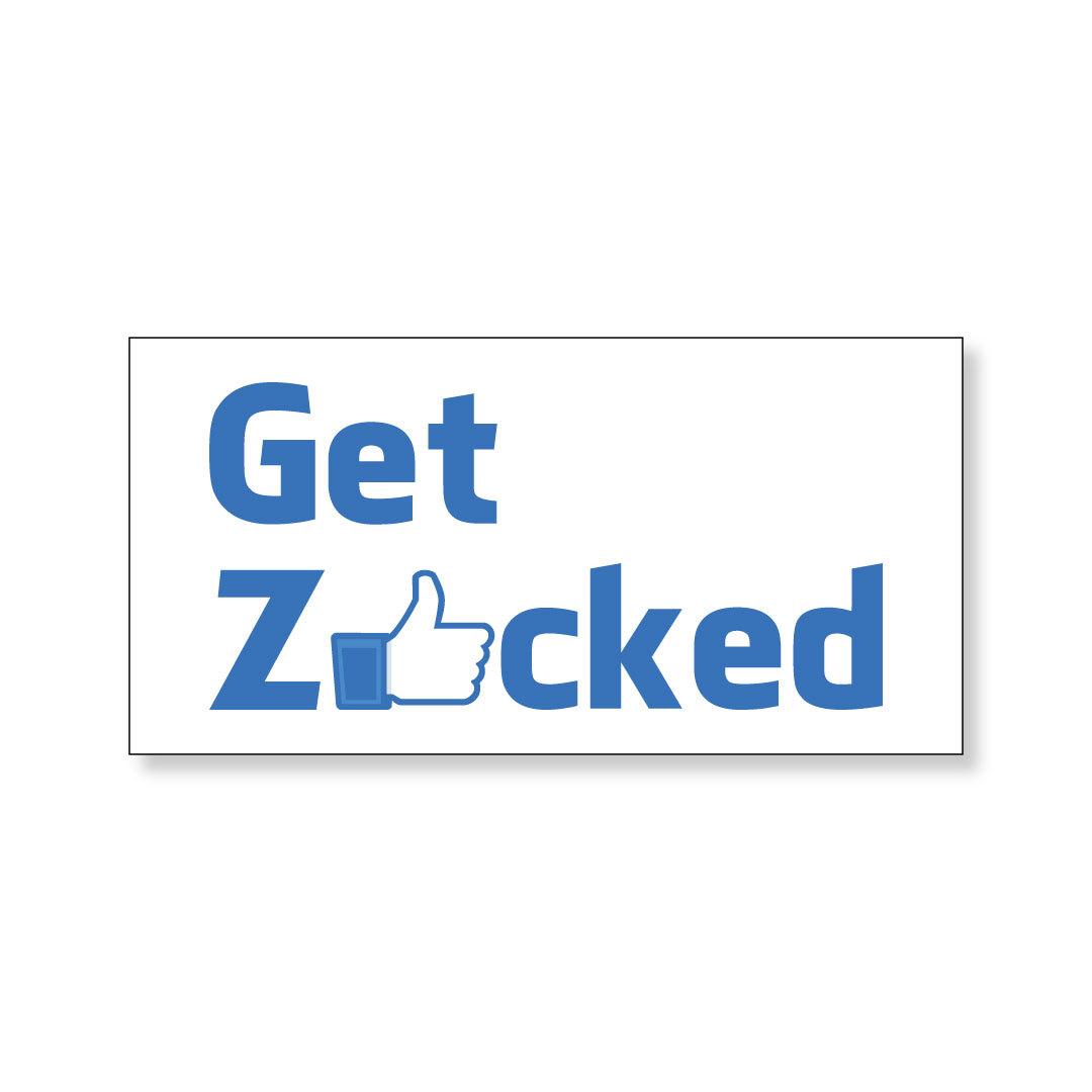 Get Zucked