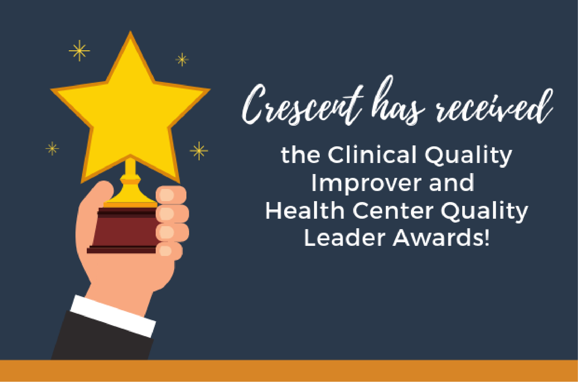 Crescent Receives Two Quality Awards!