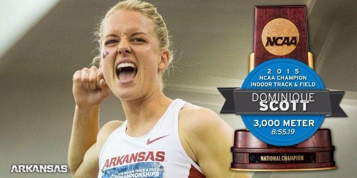 Dominique Scott will run the Respect Run 5K!