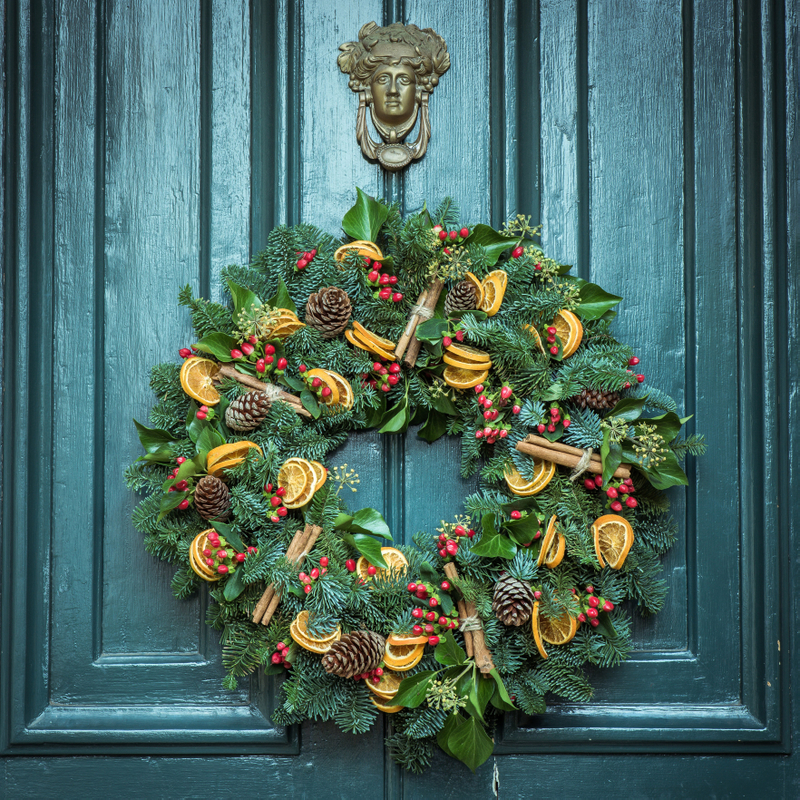 Holiday Class: Wreaths