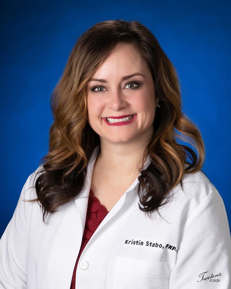 Dr. Kristin Stabo, Family Nurse Practitioner