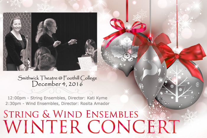 2016 Winter Concert