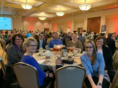 2019 Salute to Business Attendees