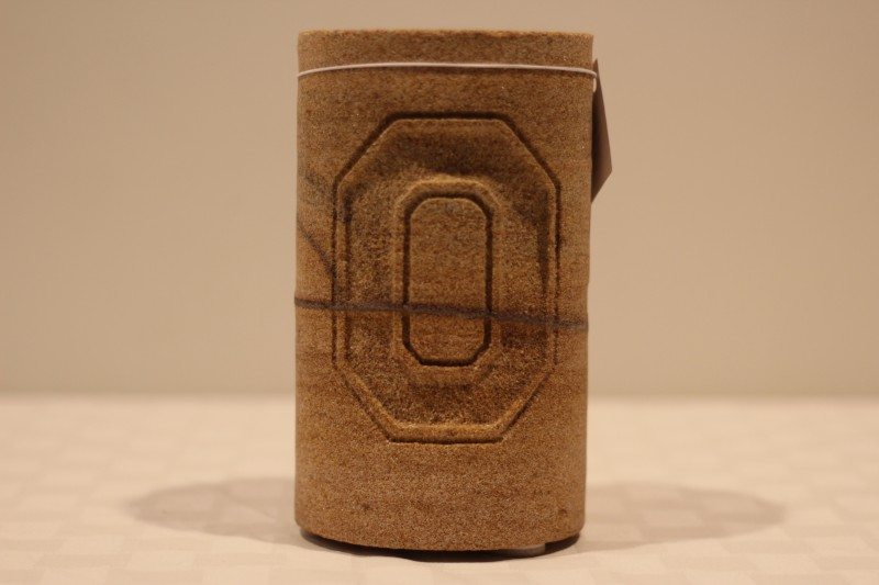 "Block ""O"" (OSU) Wine Chiller - Donated by Lone's Stone & Landscape Supply"