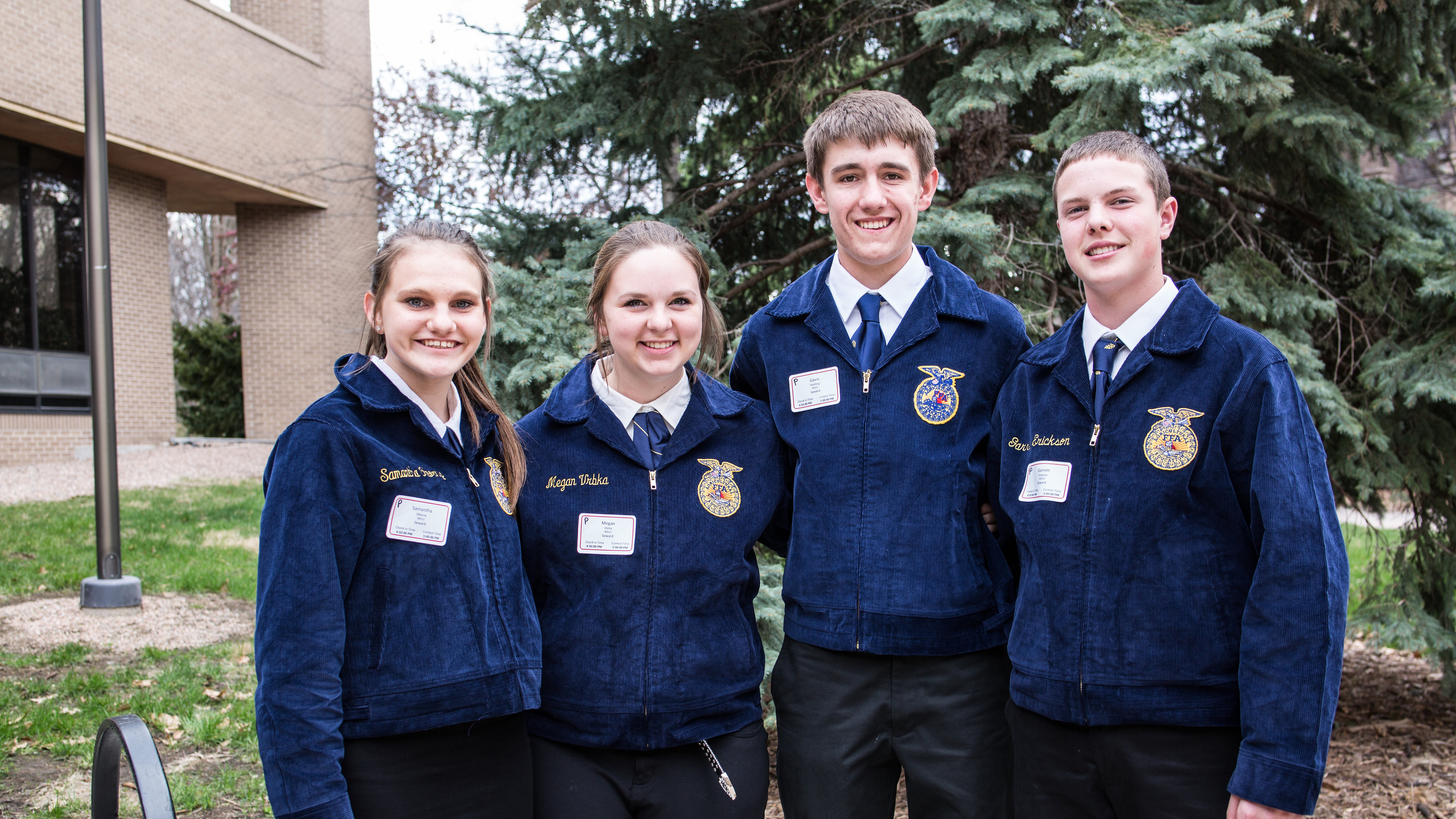 One Week Left to Donate an FFA Jacket