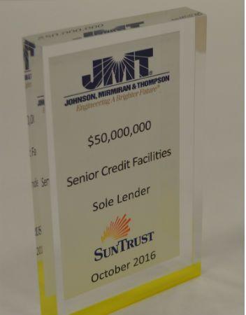 Suntrust JMT Trophy