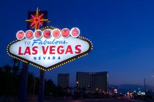 Viva Vibrant Vegas Backlit and then some!