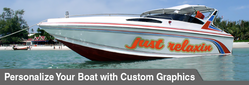 Boat Custom Graphics