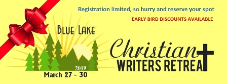 Blue Lake Christian Writers Retreat