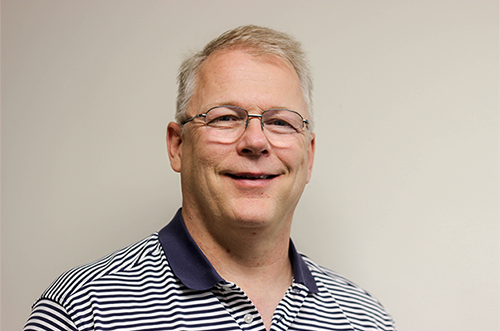 Get to know Scott Sokol, our new spiritual resources coordinator