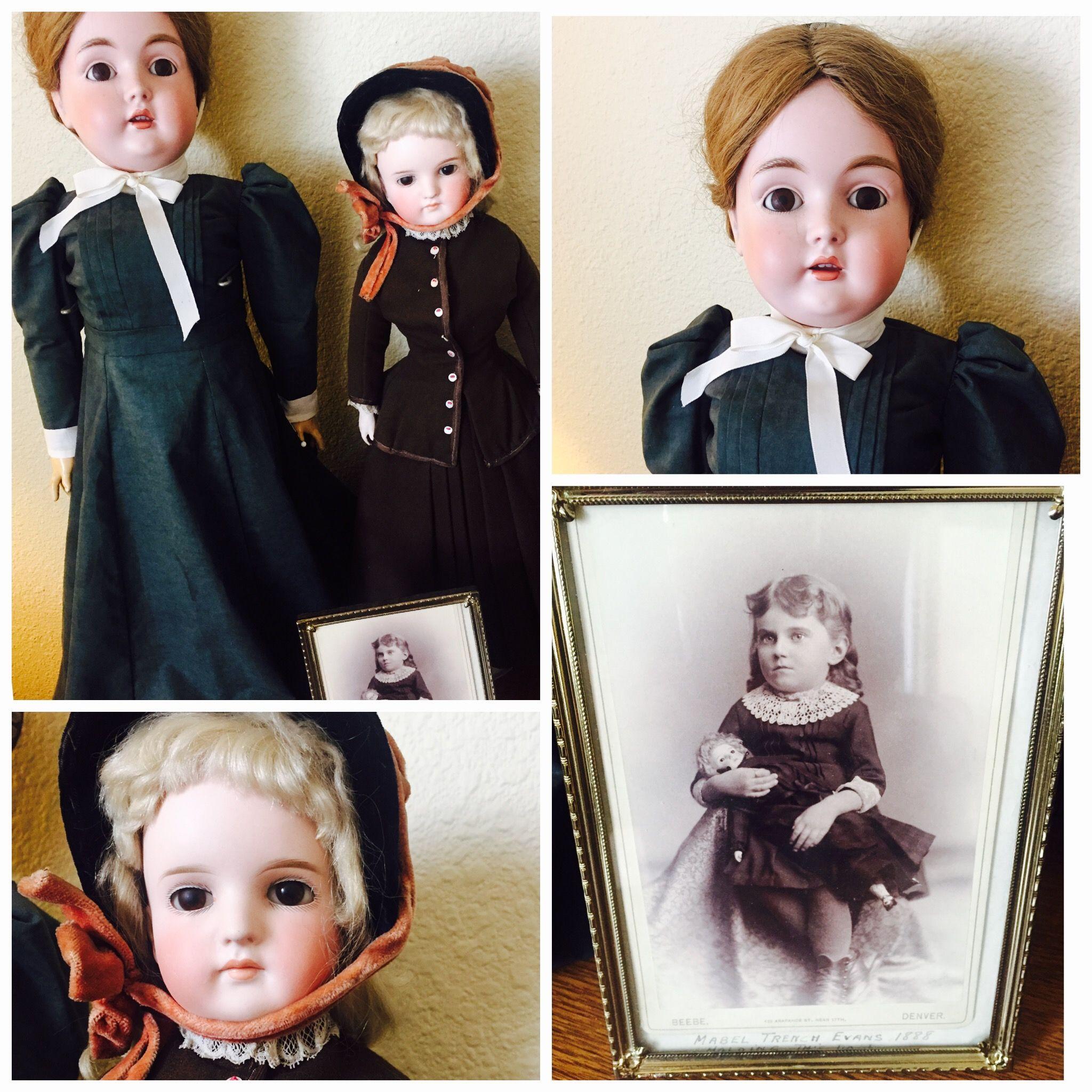 Throwback Thursday: Historic Goodwill Dolls