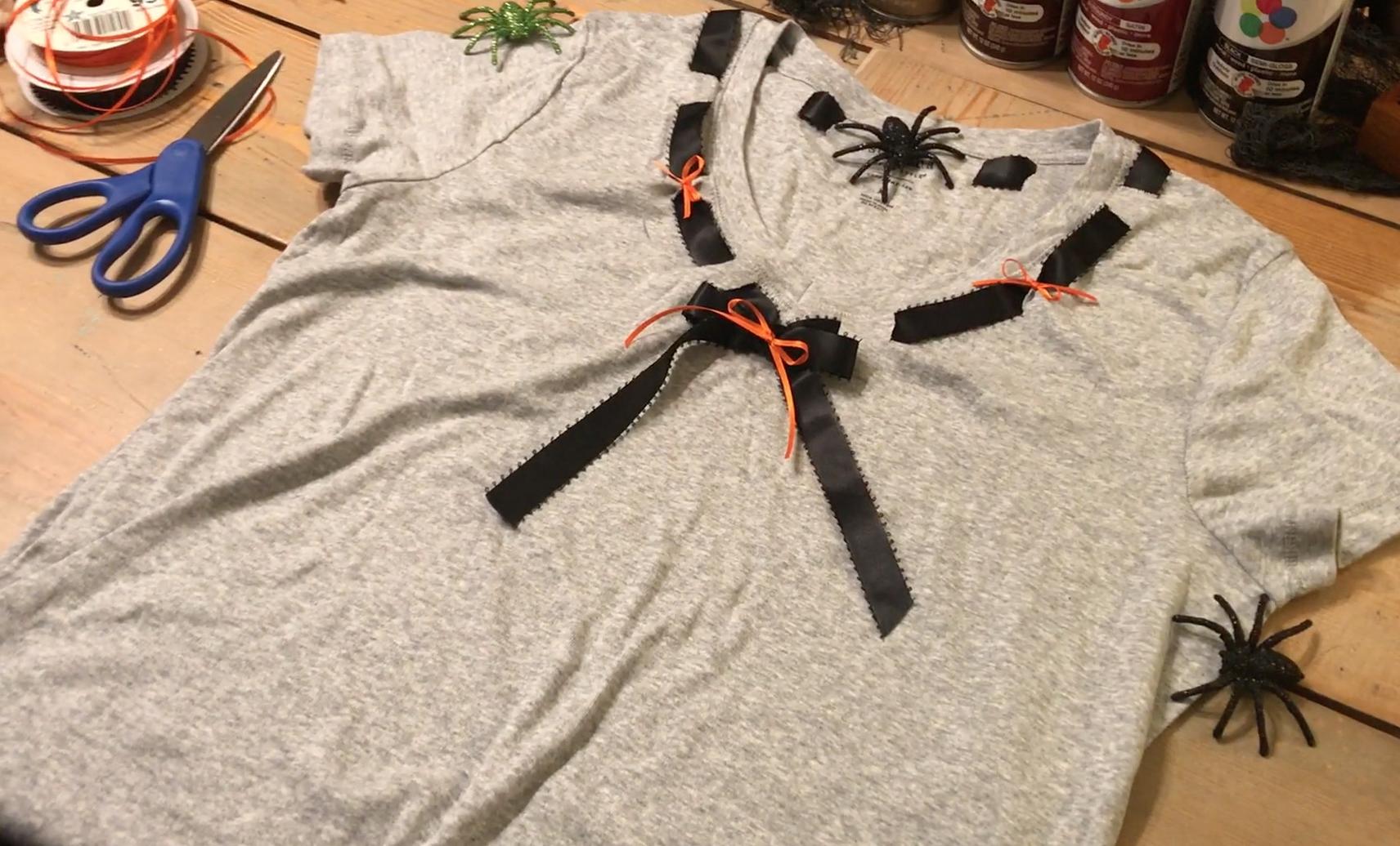 Easy Ribbon Shirt