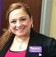 Michelle Frias, Director of Education & Training