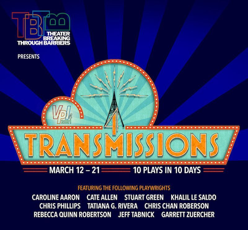 TBTB's VPI 4: TRANS4MISSIONS - 2021. A picture of the TBTB's VPI 4: TRANS4MISSIONS logo with the TBTB logo on the top left of poster.