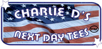 Charlie D's Next Day Tees