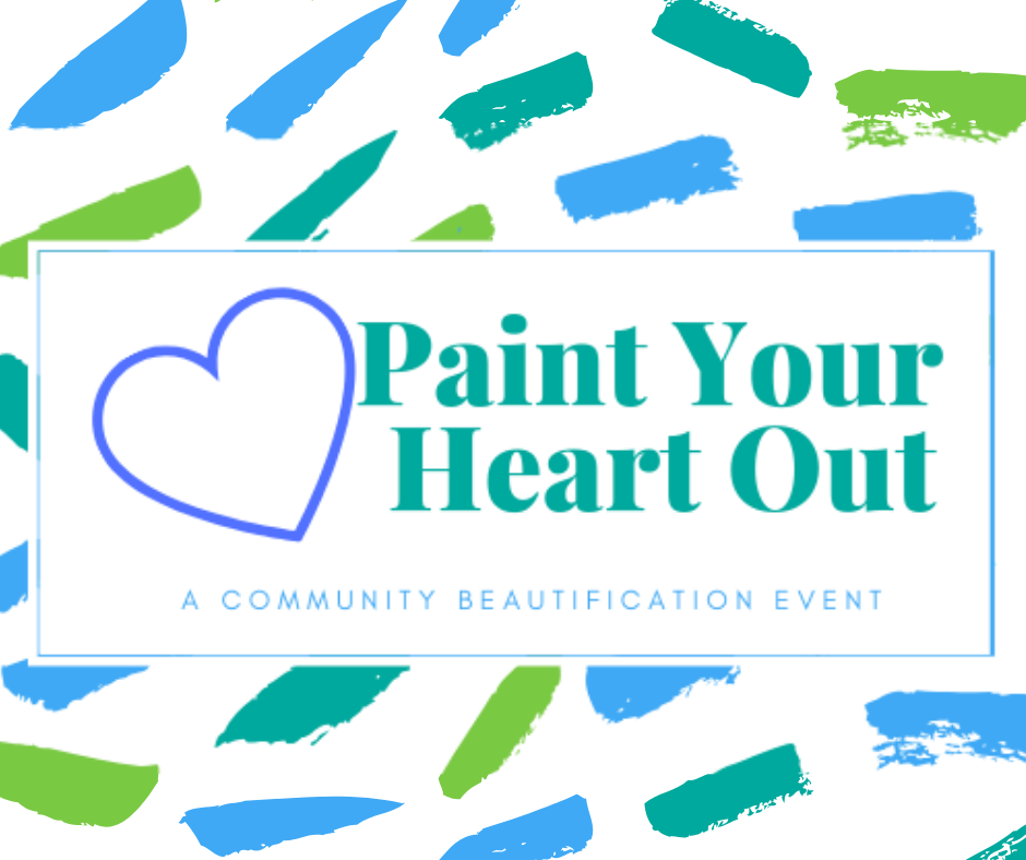 Nominations for Paint Your Heart Out are Due March 15th