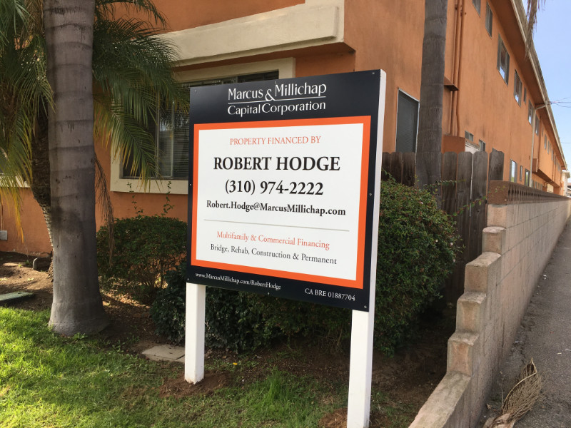 Commercial Property Signs | Buena Park CA