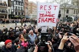 AND THE VICTIMS OF THE GREED WERE BURIED IN SHAME AS PILL DEATHS WERE REPLACED WITH HEROIN DEATHS AT TWICE THE RATE