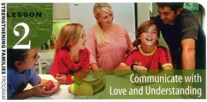 Strengthening Families Program Success Story