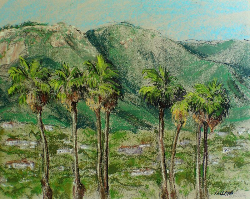 Hills of Santa Barbara