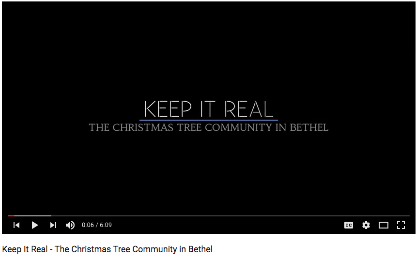 Keep It Real - The Christmas Tree Community in Bethel